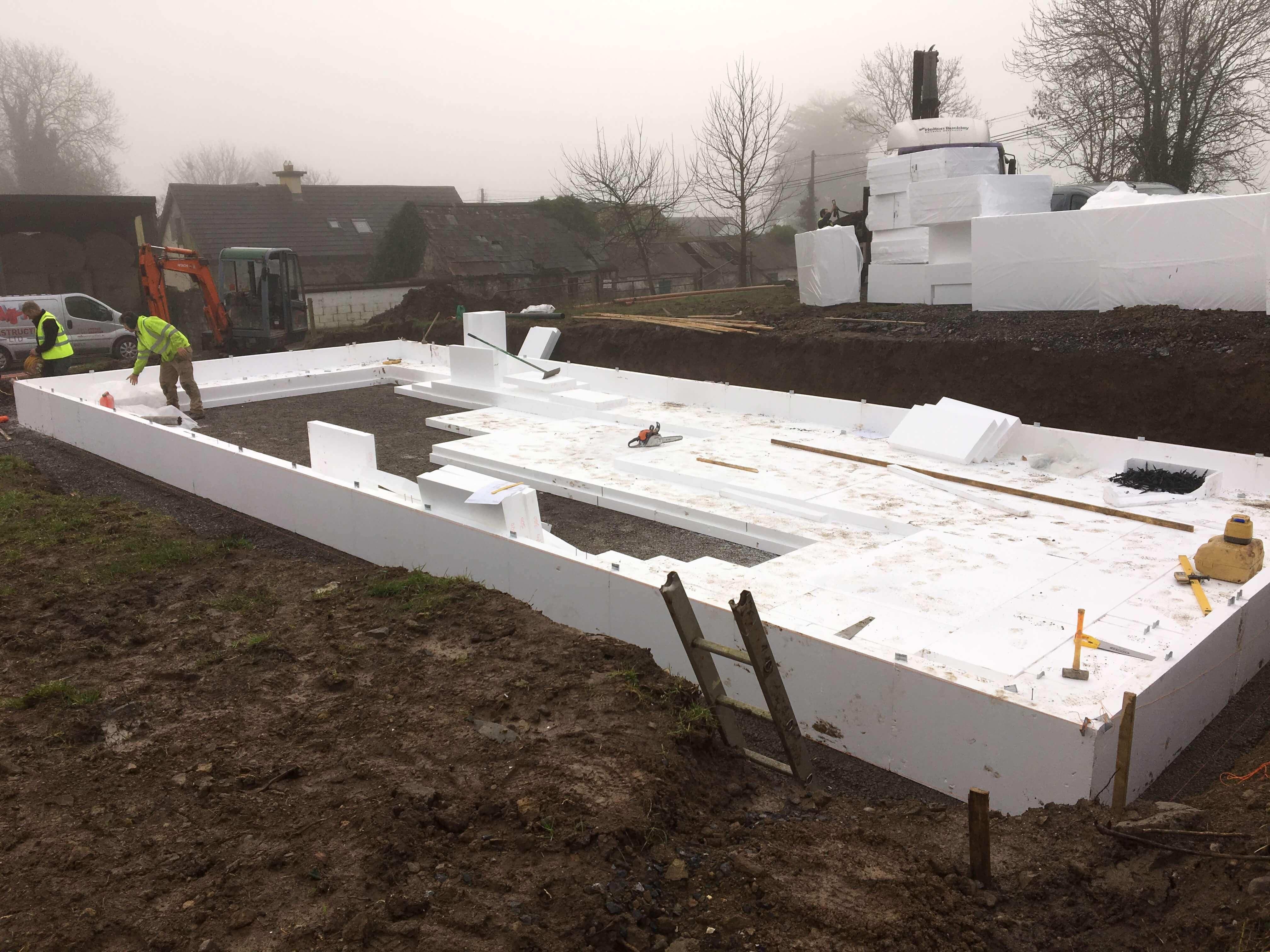 Mh Construction Passive House Kilteely Co Limerick